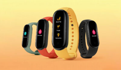 Best Selling Smart Band India