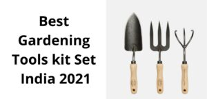 Read more about the article TOP 5 Best Gardening Tools Kit Set India 2021 (Reviews)-Dealsuper