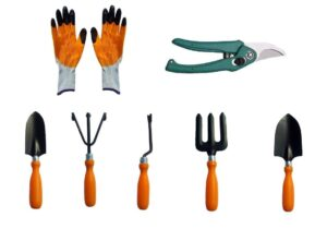 Truphe Gardening Tools Kit Set of 8
