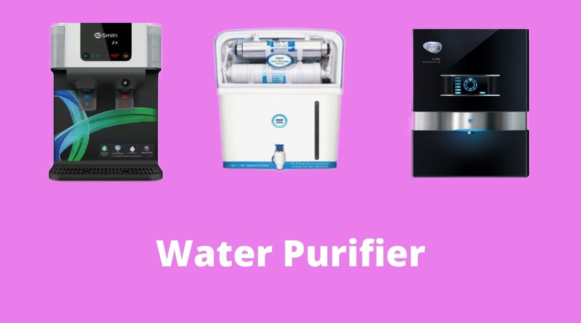 Read more about the article TOP 7 Best Water Purifiers for Home India (August 2021)